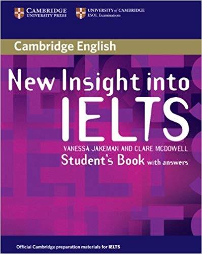 کتابهای New Insight Into IELTS