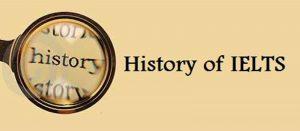 تاریخچه آیلتس