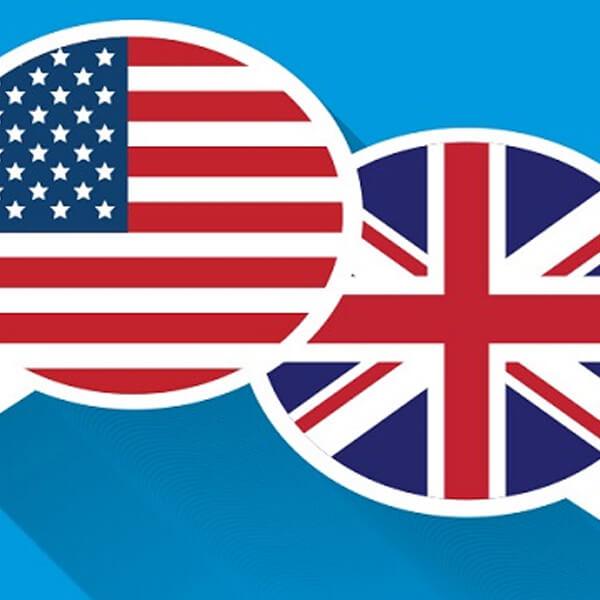 تفاوت لهجه بریتیش و امریکا