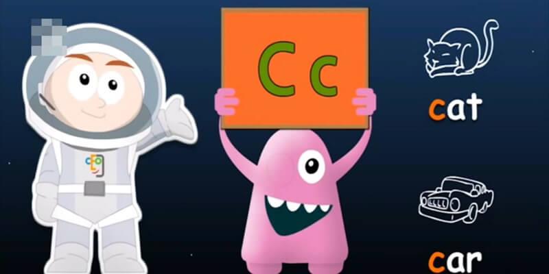 آموزش زبان انگلیسی با انیمیشن