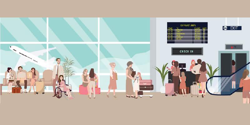 اصطلاحات در فرودگاه