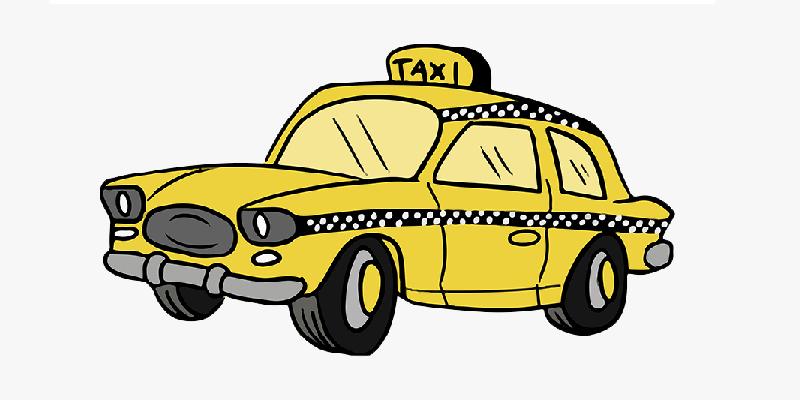 اصطلاحات انگلیسی در تاکسی