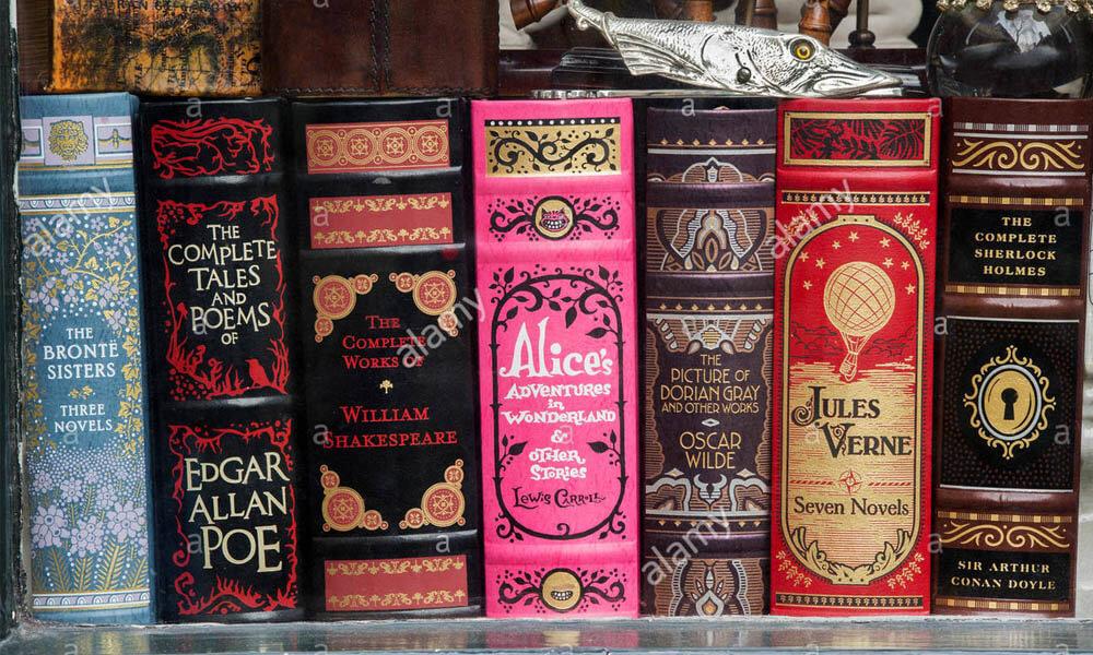 English Literature and Books